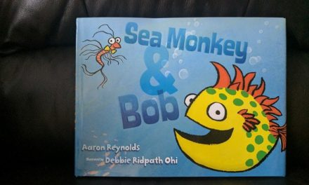 Sea Monkey and Bob Defeat Gravity In This Heartwarming Children's Book