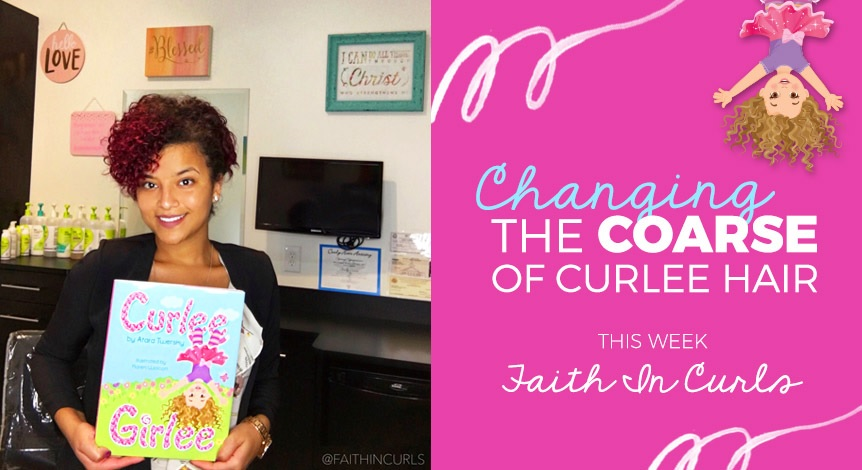 """Changing the """"Coarse"""" of Curlee Hair: Interview with Faith in Curls"""