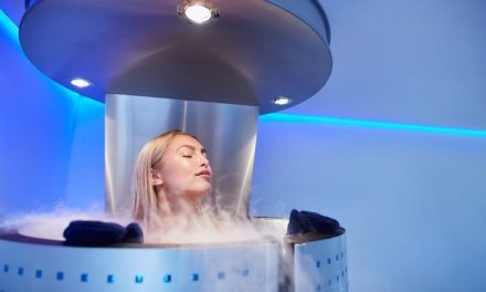 COOL FACTS ON CRYOTHERAPY | The Baby Spot