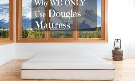 Why We Only Use Douglas Mattress | The Baby Spot