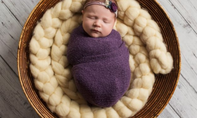 Baby Spot Cute Baby of The Week is Jaclyn!