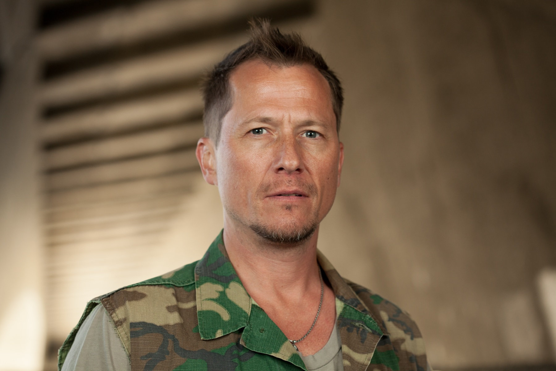 Corin Nemec, Artist, Actor, Father and A Force He's Back!