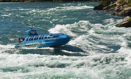 You Must Experience The Whirlpool Jet Tours When Visiting Niagara Falls As A Family!