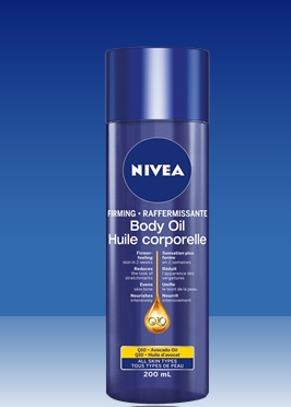 Nivea Q10 Firming Body Oil is the One Moms Love!