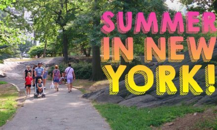 5 Fun Things to do in NYC  with Your Curlee (and their siblings)