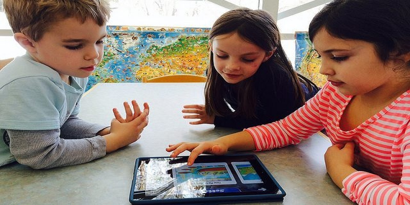 5 Tips When Introducing Your Toddler To EdTech
