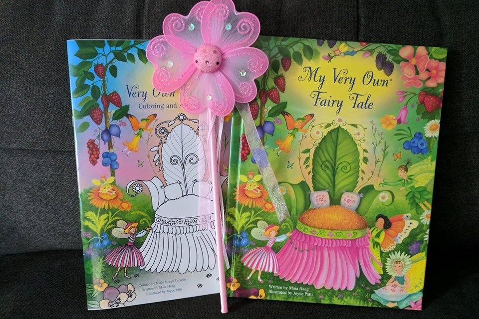 """Captivating Uniqueness in a """"Very Own Fairy Tale"""" 