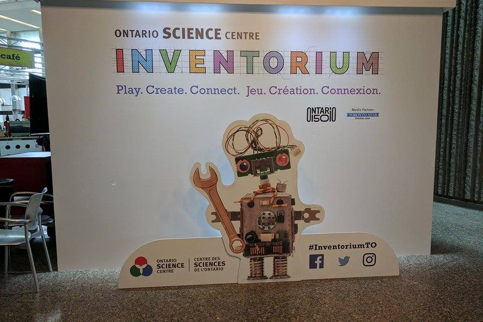 Ontario Science Centre: Full of Knowledge, Science and Fun