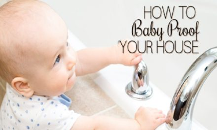 Tips on How to Baby Proof Your House