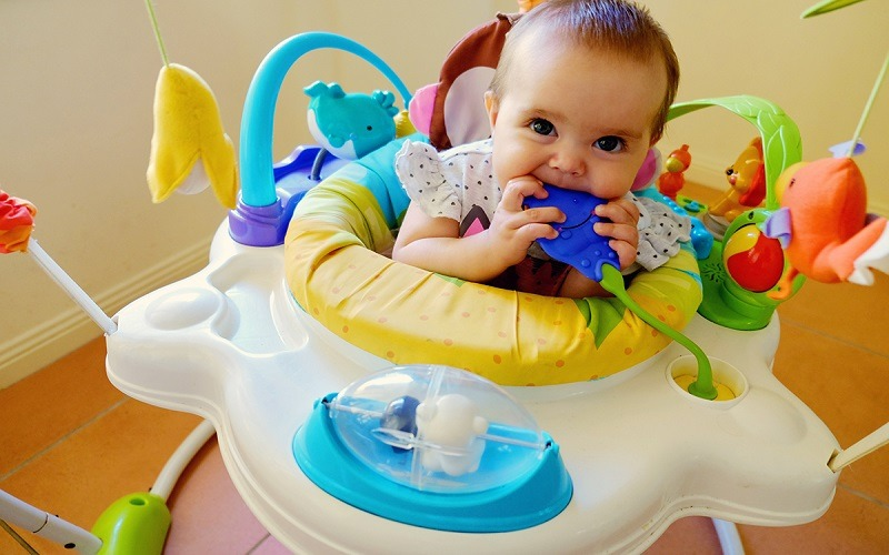 Time to Opt for the Baby Jumper for Your Baby | The Baby Spot