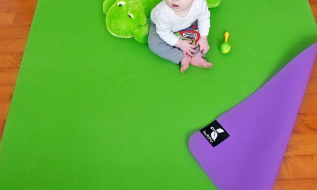 Creating Safe & Colourful Play Spaces with the Kutchu Play Mat