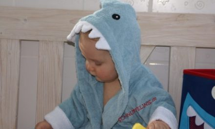 Schnuffelinis Shark Towel Is Making A Splash!