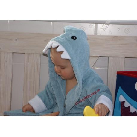 Schnuffelinis Shark Towel Is Making A Splash!