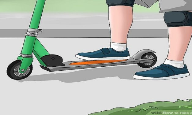 Top 5 Ways To Customize A Kid's Scooter