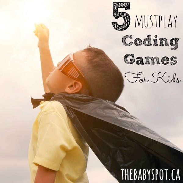 5 Coding Games For Kids | The Baby Spot