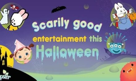 Hopster TV is Spooktacular for Kids!