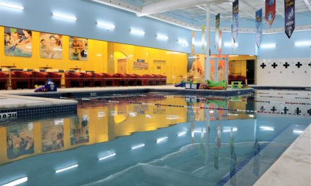 Learning Swim Skills Through Aqua-Tots Swim School