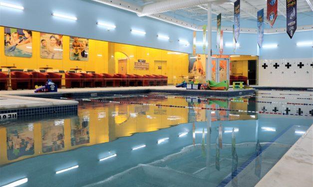 Learning Swim Skills Through Aqua-Tots Swim School
