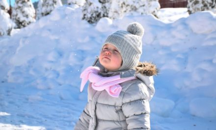 How To Keep Your Baby Warm During The Winter