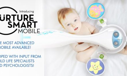 Nurture Smart is The Best Crib Mobile For Your Family