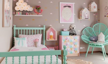 Colour Trends 2018 – The Best Tones to Use in Your Kids' Bedrooms