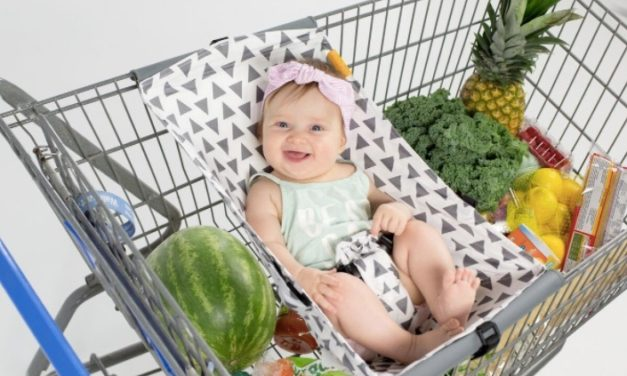 5 TIPS TO HELP MAKE HOLIDAY SHOPPING WITH BABY A BREEZE