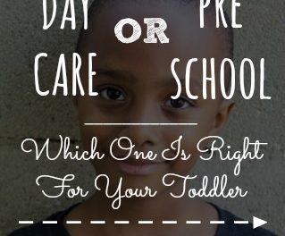 Daycare or Preschool: Which Is Right for Your Toddler?