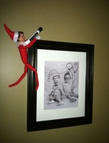 Elf On The Shelf, My Thoughts
