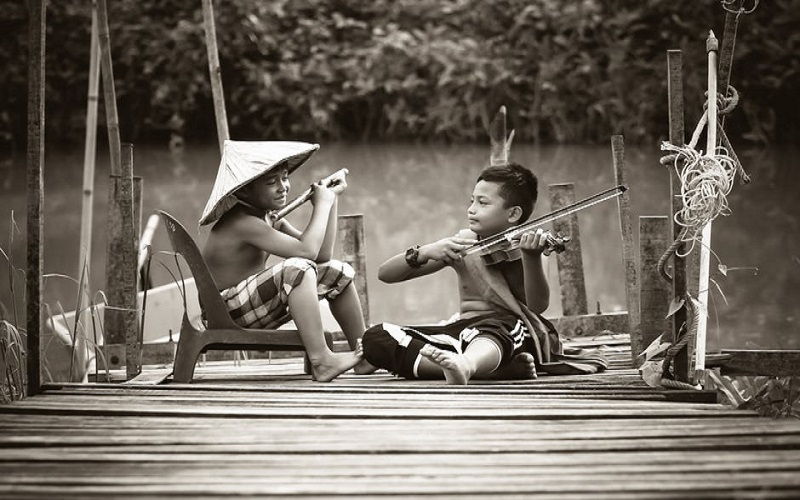 How Can Music Help Your Child Grow and Become A Better Person?