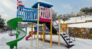 Tips To Keep Kids Safe On The Playground This Winter