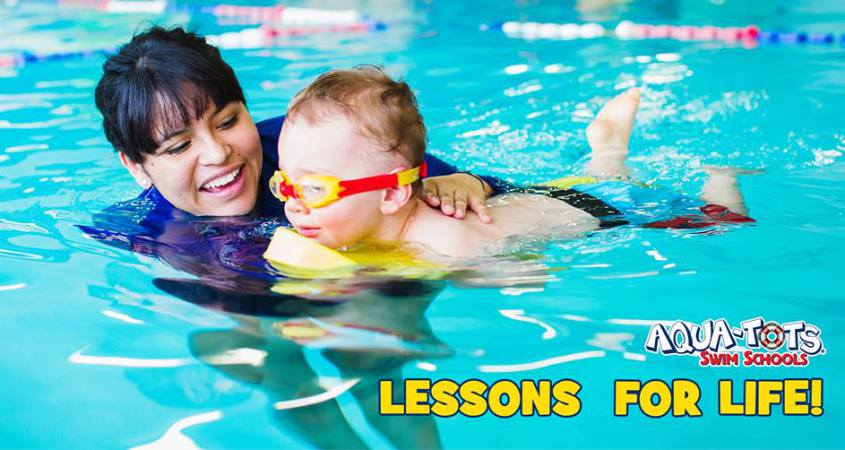 4 Tips on How To Over Come Your Child's Fear of Swimming