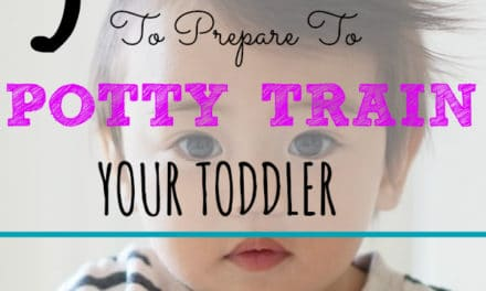 5 Ways To Prepare For Potty Training Your Toddler