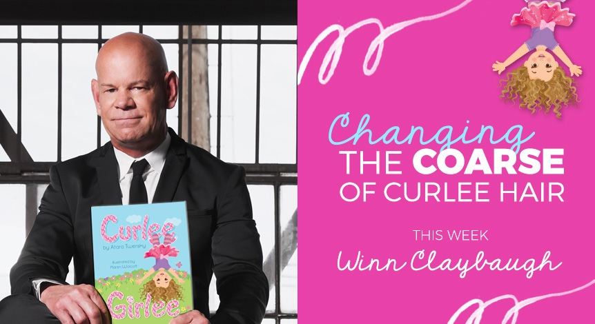 "Changing the ""Coarse"" of Curlee Hair: Winn Claybaugh"