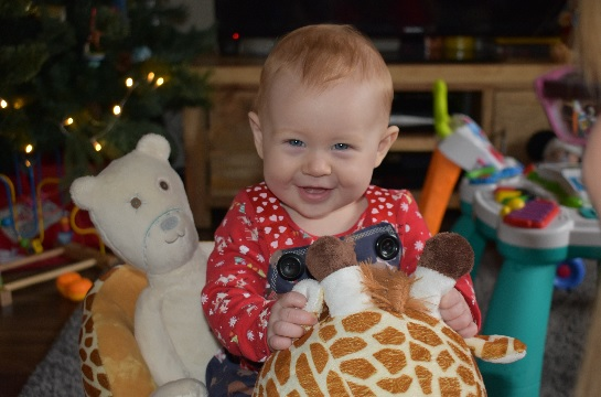 Cute Baby of The Week is Isabelle!