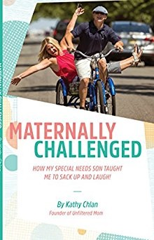 "Maternally Challenged Challenges The ""Perfect Mom"" Persona"