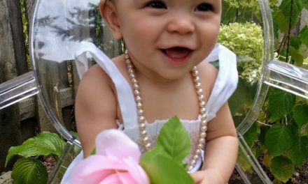 Cute Baby of The Week is Soleil Vida!