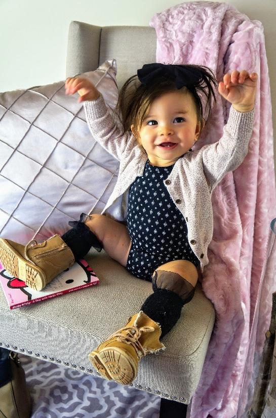 Cute Baby of The Week is Soleil Vida!