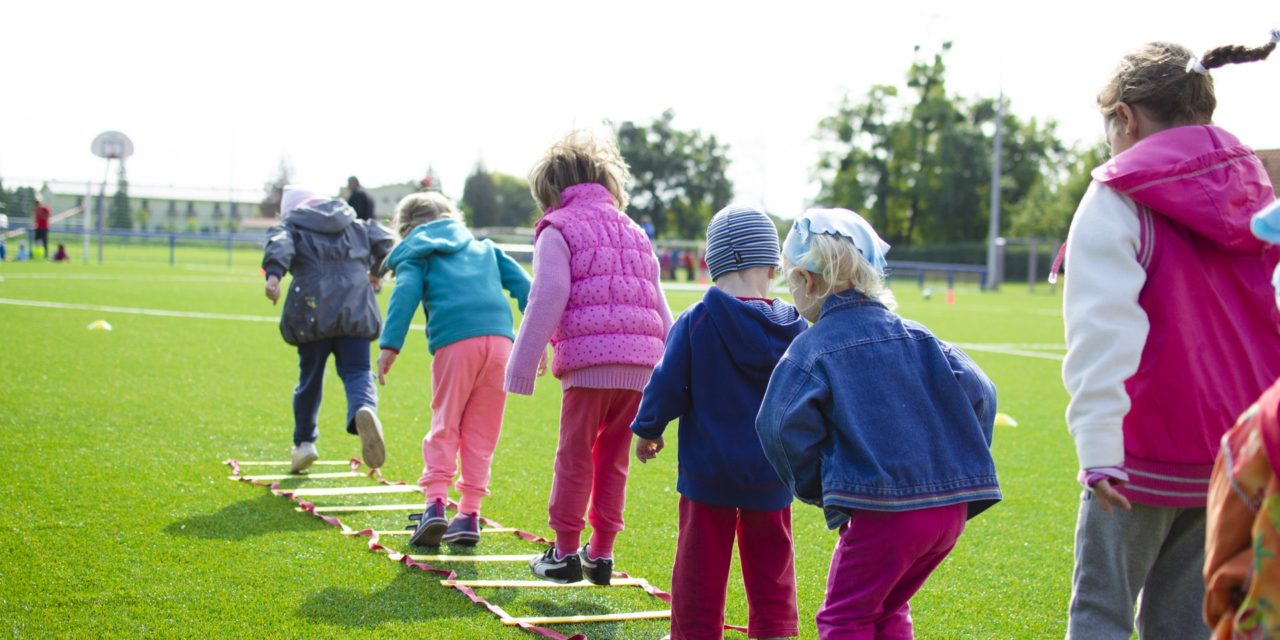 Re-finding the Great Outdoors, for Our Children's Sake
