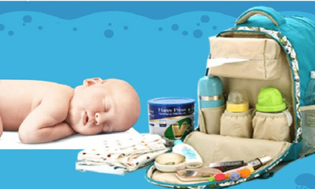 4 Tips for Choosing the Right Diaper Bag