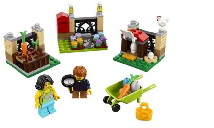 LEGO Holiday Easter Egg Hunt Building Kit (145 Piece) Is A Great Easter Gift For Your Kids!