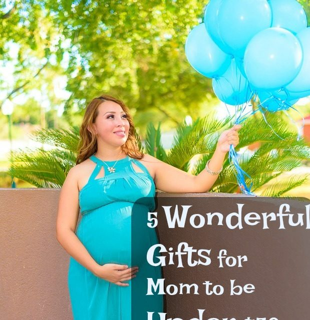 5 Wonderful Gifts For Mom to Be Under $50