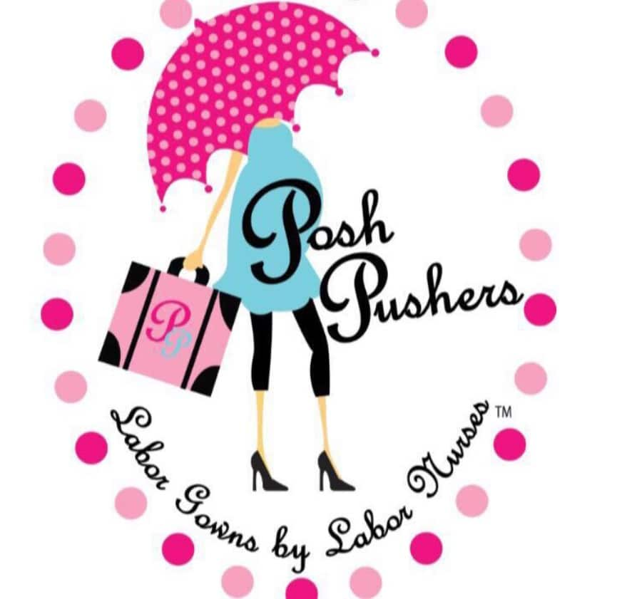 Posh Pushers is here for your delivery!