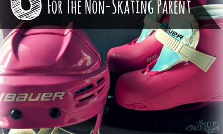 6 Important Tips For The Non-Skating Parent