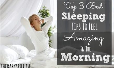 Top 3 Best Sleeping Tips to Feel Amazing in the Morning