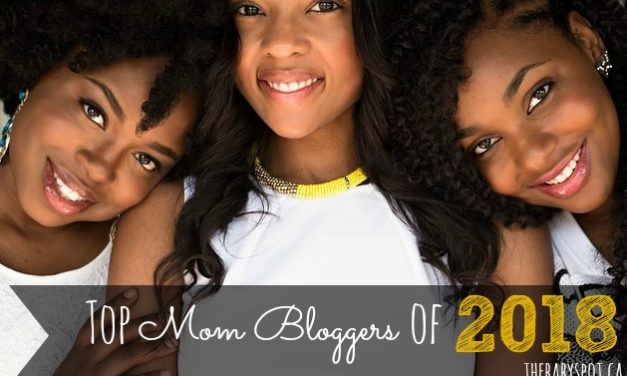 Top Mom Bloggers of 2018