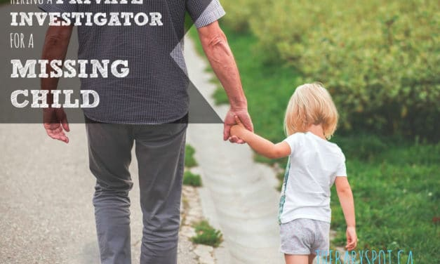 Hiring A Private Investigator For A Missing Child