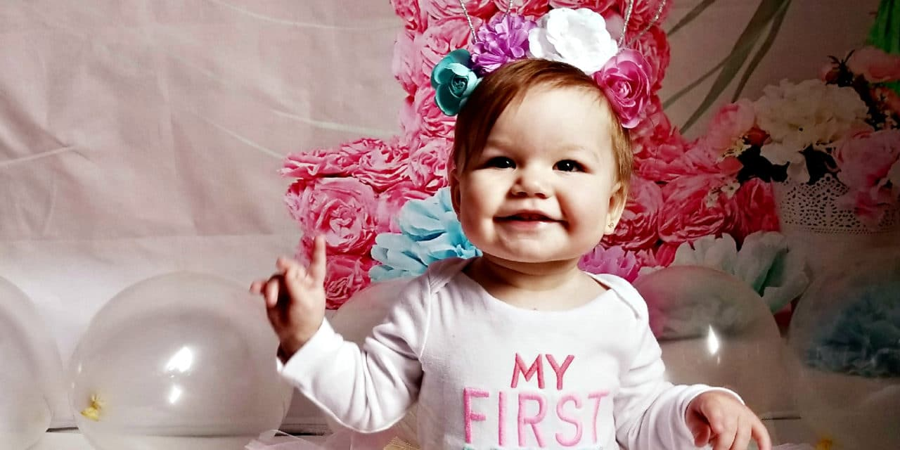 Cute Baby of The Week is Alexia | The Baby Spot