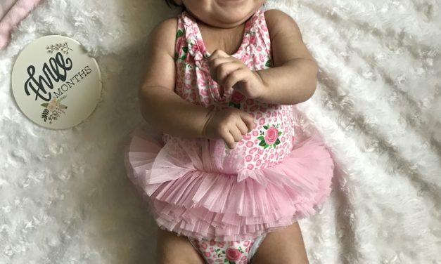 Cute Baby of The Week Is Evie Erin!