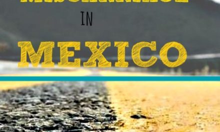 A Bump in the Road | Traveling With Children in Mexico