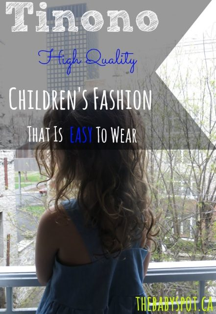 Tinono | High Quality Children's Fashion That Is Easy To Wear